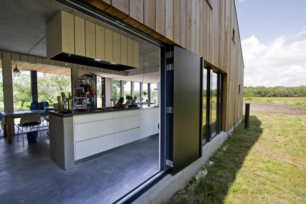 Bardage Bois Maison : Interior Wood Siding for Homes