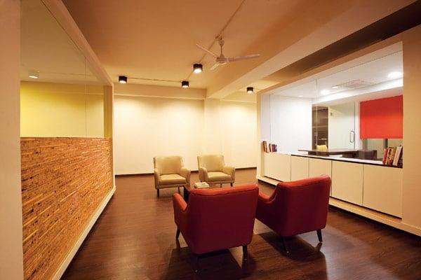 Les locaux de l'entreprise White Canvas à Bangalore (3)