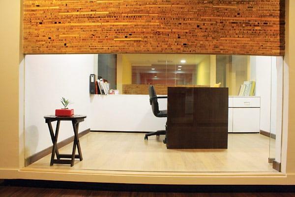 Les locaux de l'entreprise White Canvas à Bangalore (7)