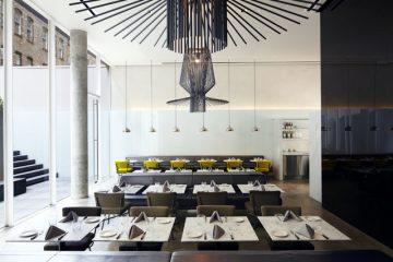 Un hôtel design à New York