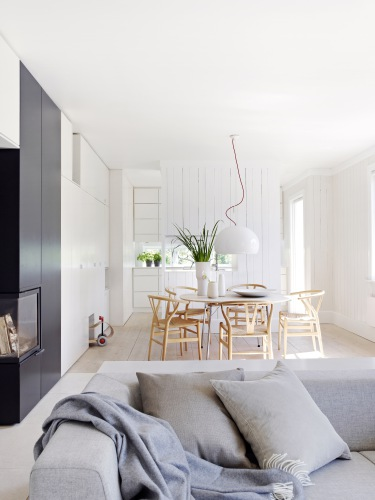 Int rieur au design scandinave for Deco interieur nordique
