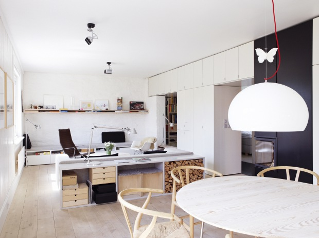 Int rieur au design scandinave for Designer interieur
