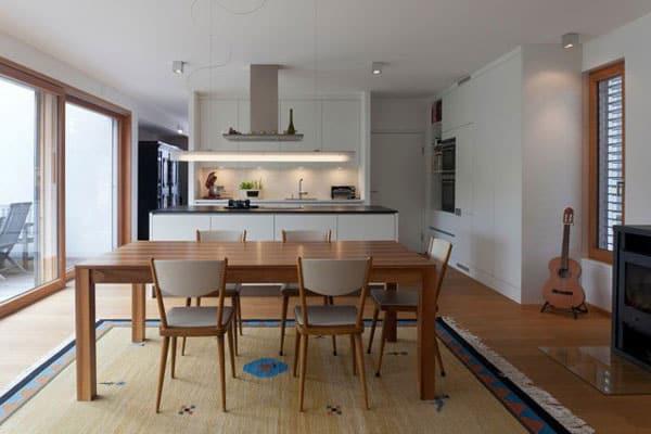 Maison rectangulaire cosy - Maison bois rectangulaire ...