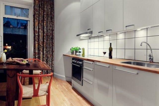 la d coration scandinave. Black Bedroom Furniture Sets. Home Design Ideas