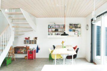 Un intérieur plein de simplicité
