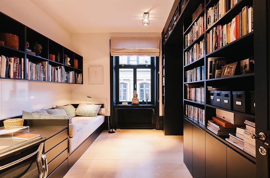bibliotheque noire