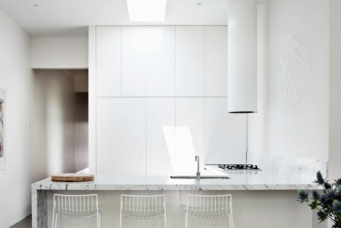 Un intérieur blanc comme neige (5)