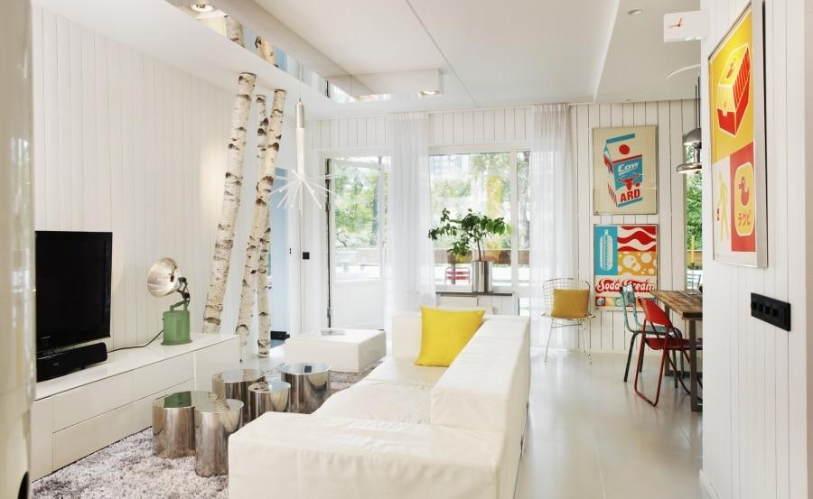 un int rieur color et nature. Black Bedroom Furniture Sets. Home Design Ideas
