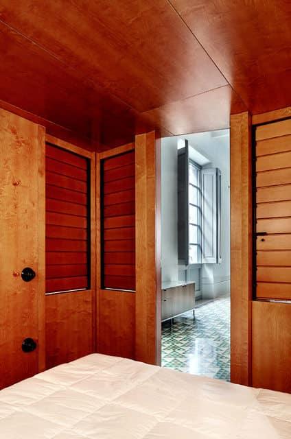 Un appartement moderne qui a conservé l'esprit rétro (9)