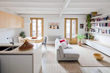 Une rénovation réussie à Barcelone (2)