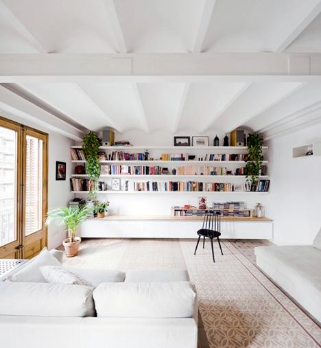 Une rénovation réussie à Barcelone (6)