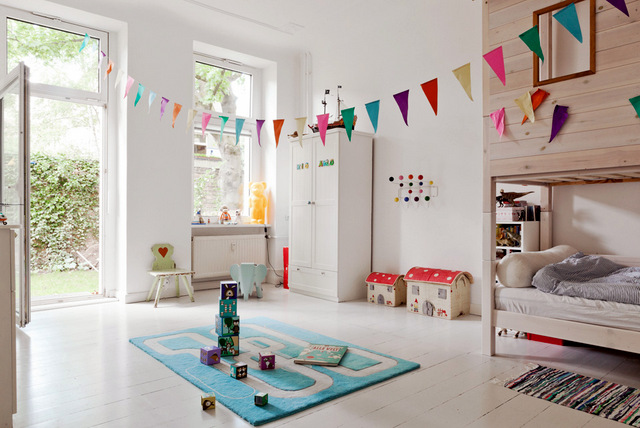 Un int rieur lumineux et pur - Decoration lumineuse interieur ...