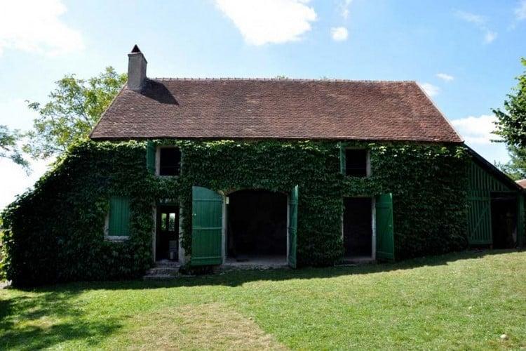 Decoration maison de campagne en bourgogne