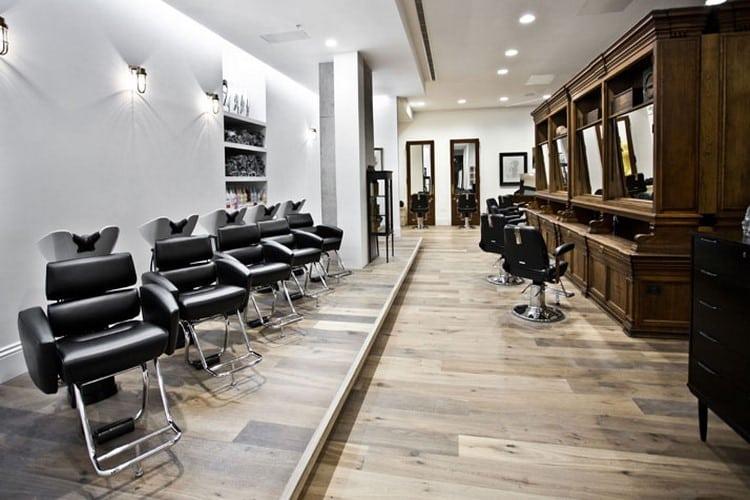 Id es d co pour un salon de coiffure - Agencement d un salon de coiffure ...