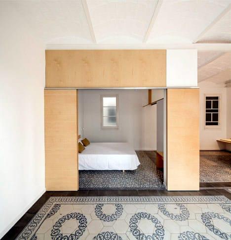 Un appartement rénové à Barcelone (4)