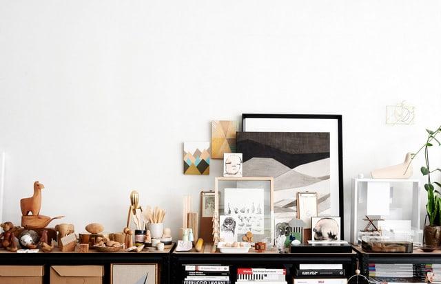 Un intérieur de collectionneur (2)