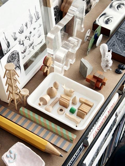 Un intérieur de collectionneur (3)