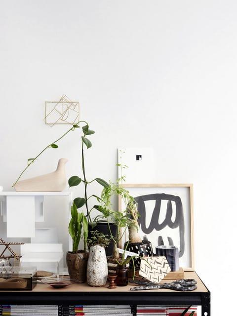 Un intérieur de collectionneur (6)