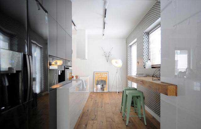 Un intérieur polonais réalisé par le studio Widawscy Architektury (11)