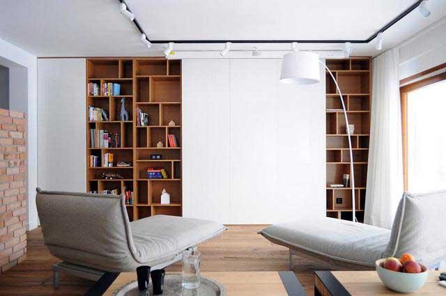 Un intérieur polonais réalisé par le studio Widawscy Architektury (13)