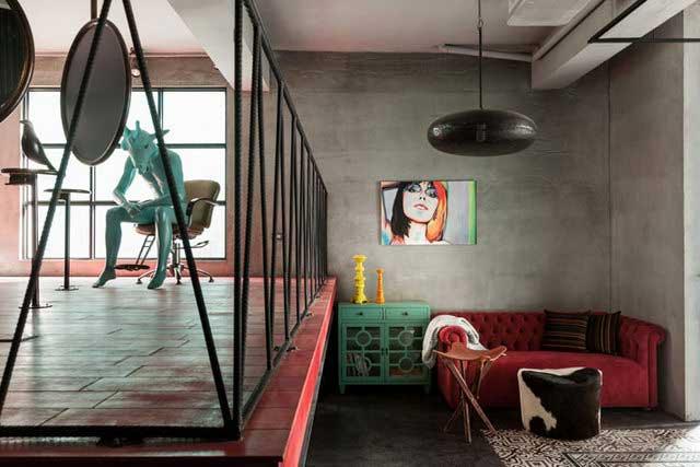 Un immeuble aménagé par HAO Design 001