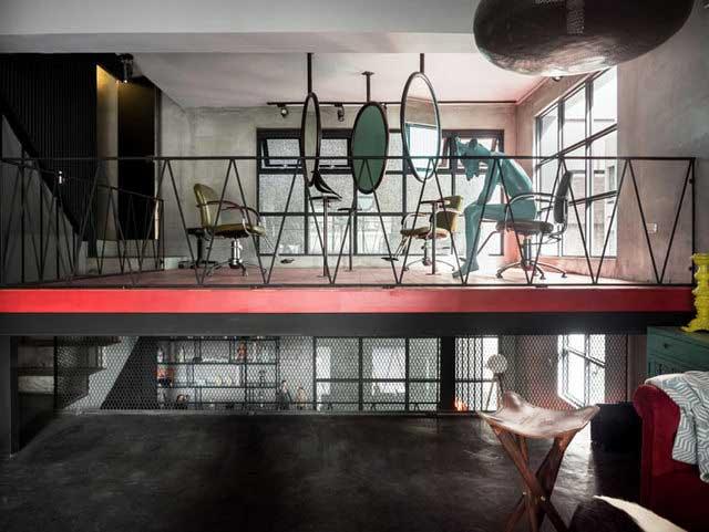 Un immeuble aménagé par HAO Design 002