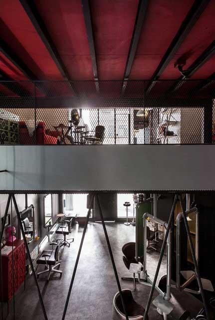 Un immeuble aménagé par HAO Design 008