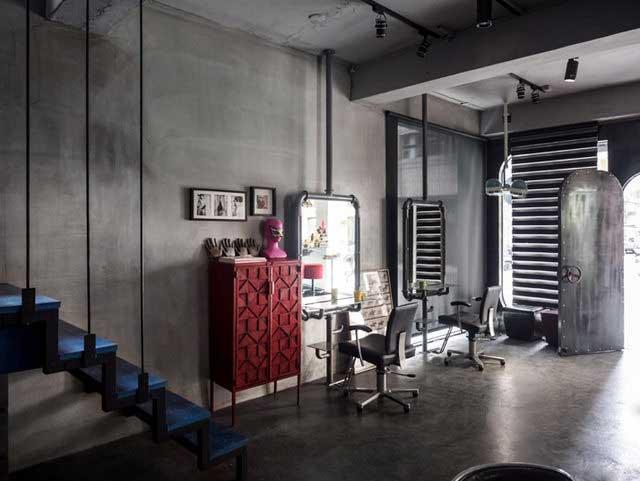 Un immeuble aménagé par HAO Design 009