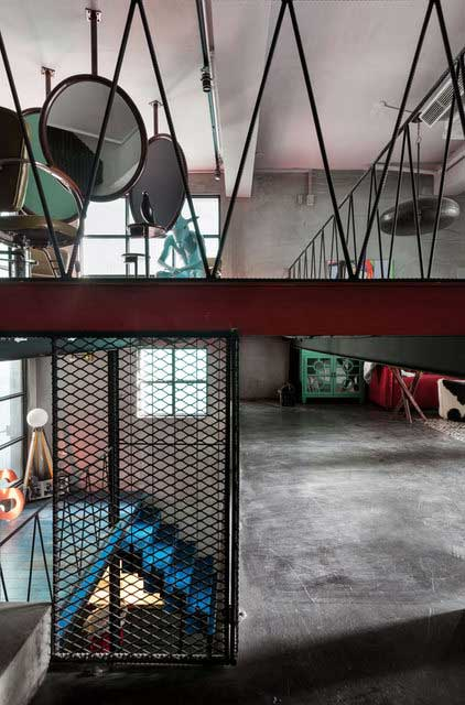 Un immeuble aménagé par HAO Design 010