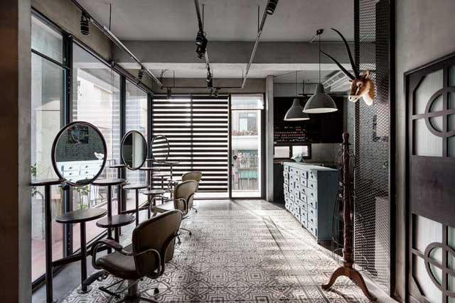 Un immeuble aménagé par HAO Design 016