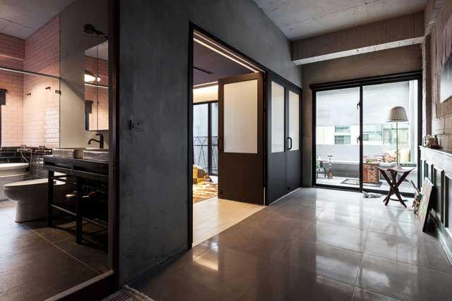 Un immeuble aménagé par HAO Design 025
