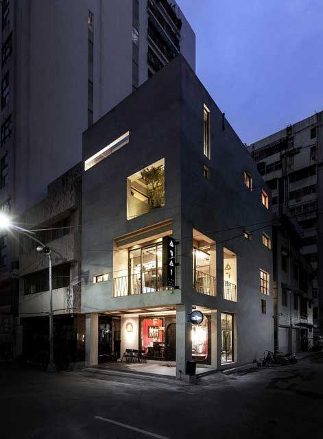 Un immeuble aménagé par HAO Design 030