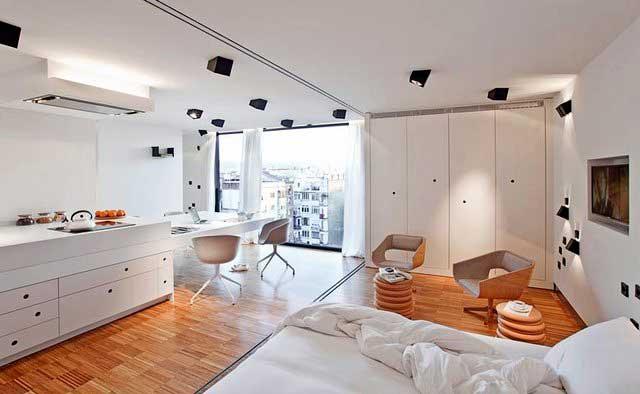 Penthouse lumineux à Barcelone (2)