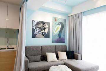 Un appart design, un rêve d'architecte (1)