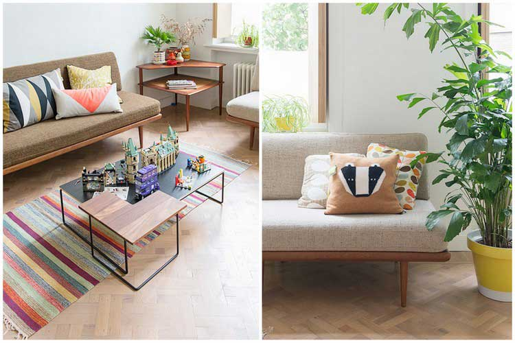 Un int rieur la d co scandinave pur e for Interieur scandinave