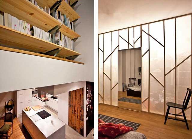 Une maison bois béton en Pologne (7)