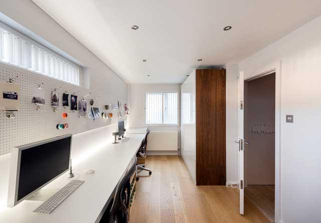 Une maison londonienne moderne (1)