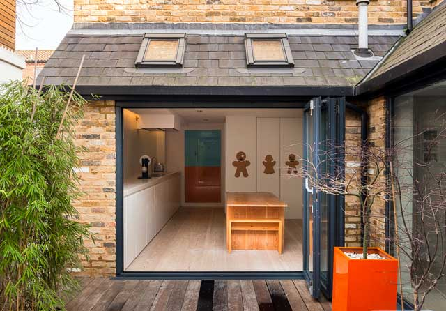 Une maison londonienne moderne (10)