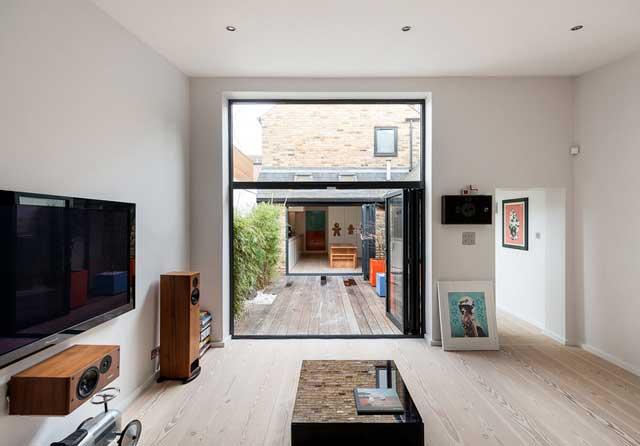 Une maison londonienne moderne (11)