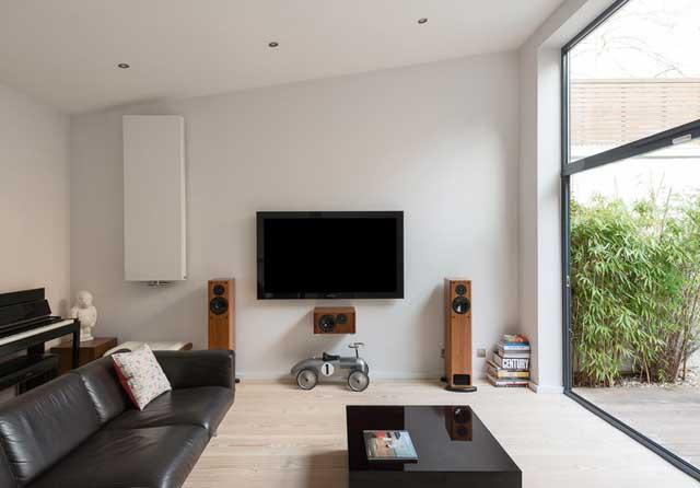 Une maison londonienne moderne (12)