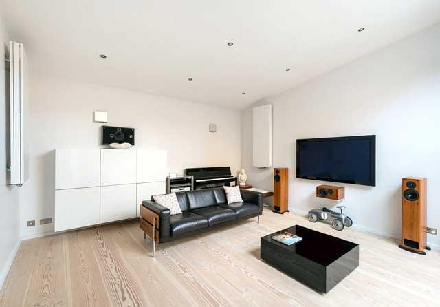 Une maison londonienne moderne (13)