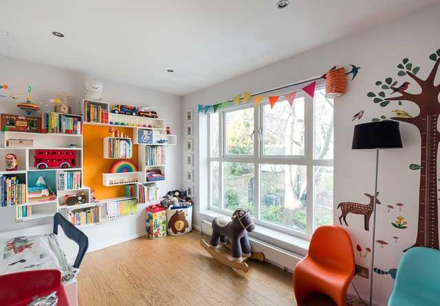 Une maison londonienne moderne (14)
