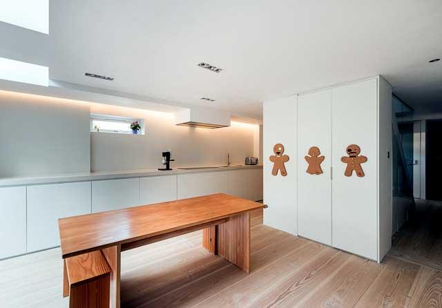 Une maison londonienne moderne (5)
