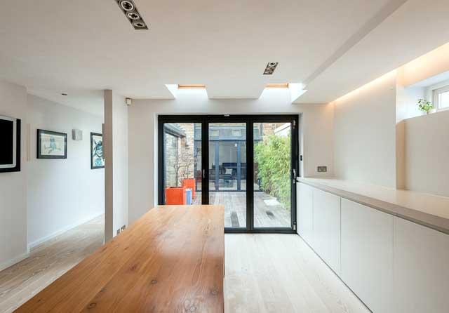 Une maison londonienne moderne (6)