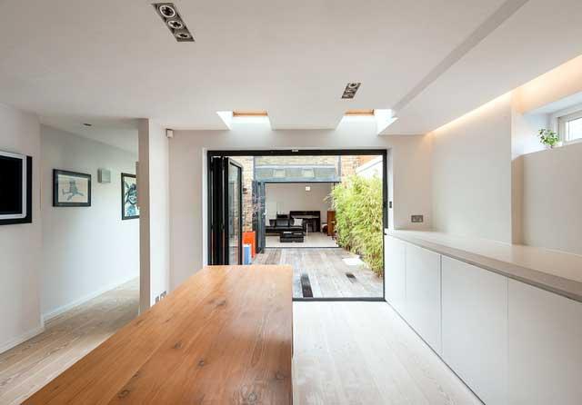 Une maison londonienne moderne (7)