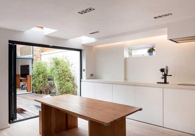 Une maison londonienne moderne (8)