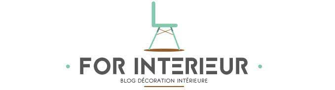 Blog déco For Interieur logo