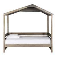 Un lit cabane pour les enfants qui ont la chance d 39 avoir - Zen forest house seulement pour cette maison en bois ...