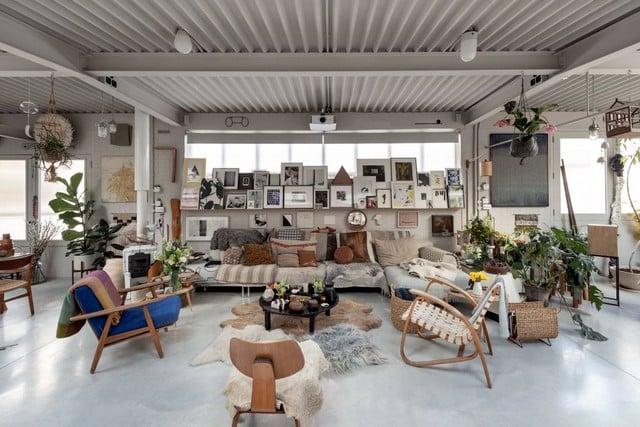 La conversion d'un entrepôt en habitation (11)