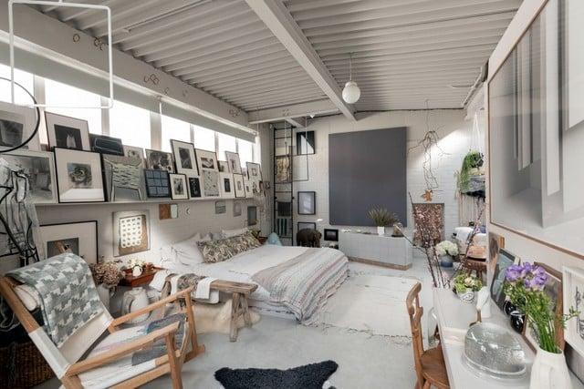 La conversion d'un entrepôt en habitation (4)